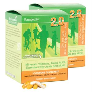 Picture of On-The-Go Healthy Body Start Pak™ 2.0(30ct) 2 boxes